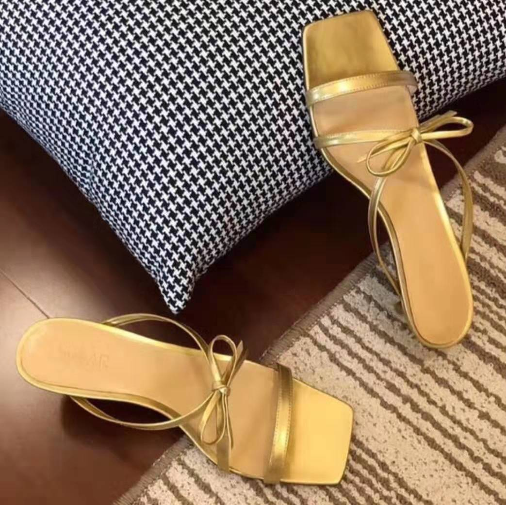 By FAR Shoes BF5693 Gold