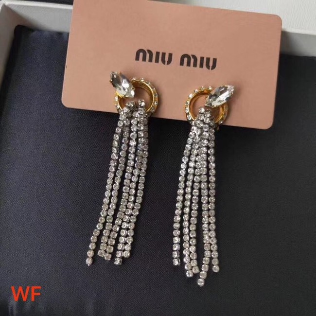 miu miu Earrings CE3664
