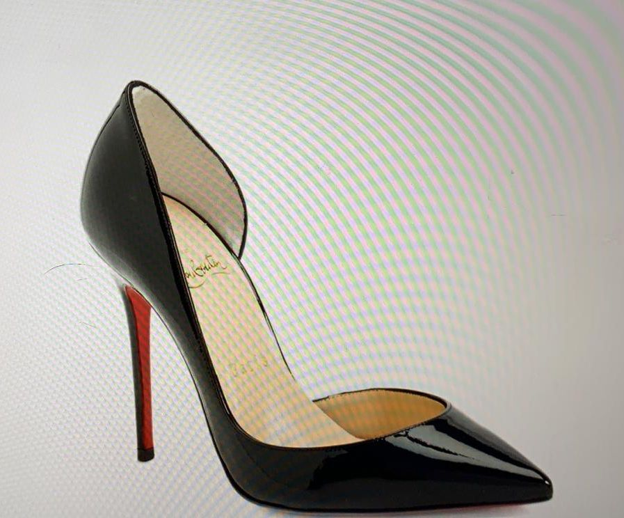 Christian Louboutin Heels Shoes CL8896 Black