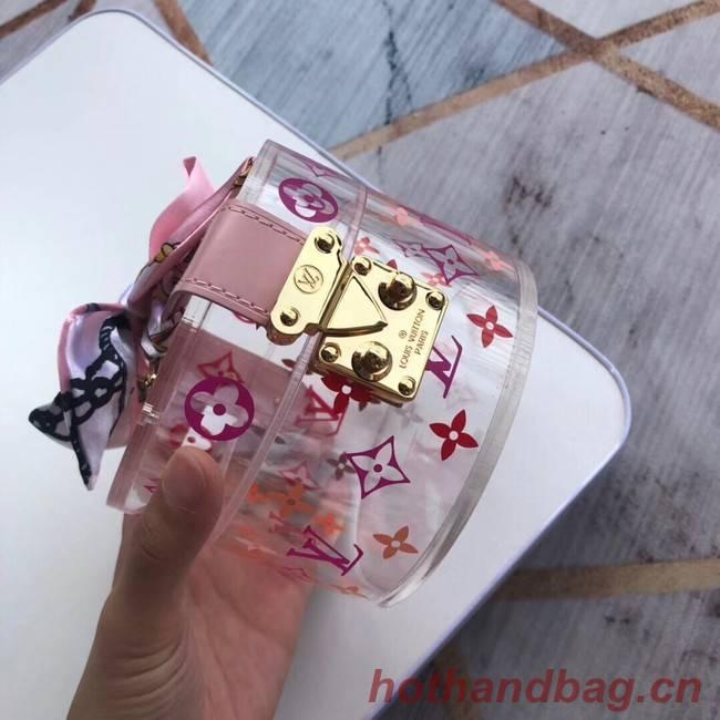 Louis Vuitton BOX SCOTT GI0203 pink