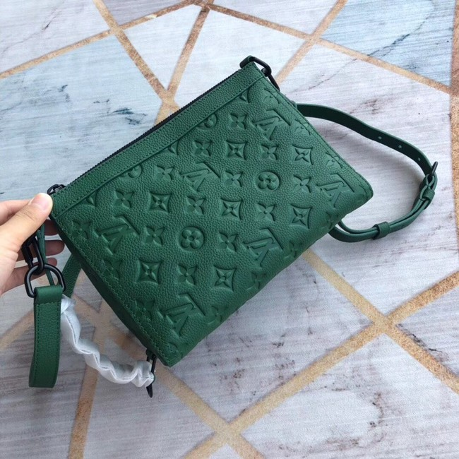 Louis Vuitton Monogram Empreinte Bag M54330 Blackish green
