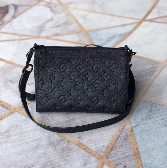 Louis Vuitton Monogram Empreinte Bag M54330 black