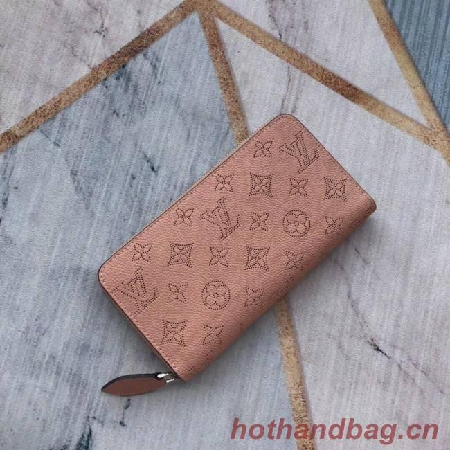 Louis Vuitton Original Zipper Wallet M58431 light pink