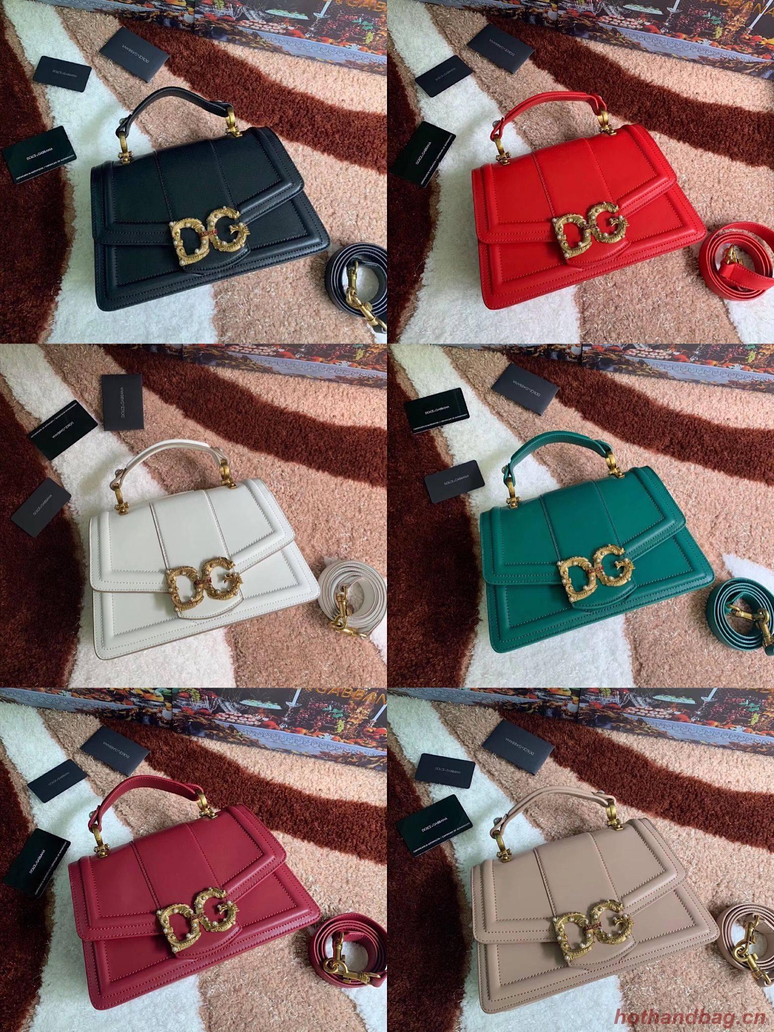 Dolce & Gabbana Origianl Leather Bag DG8634