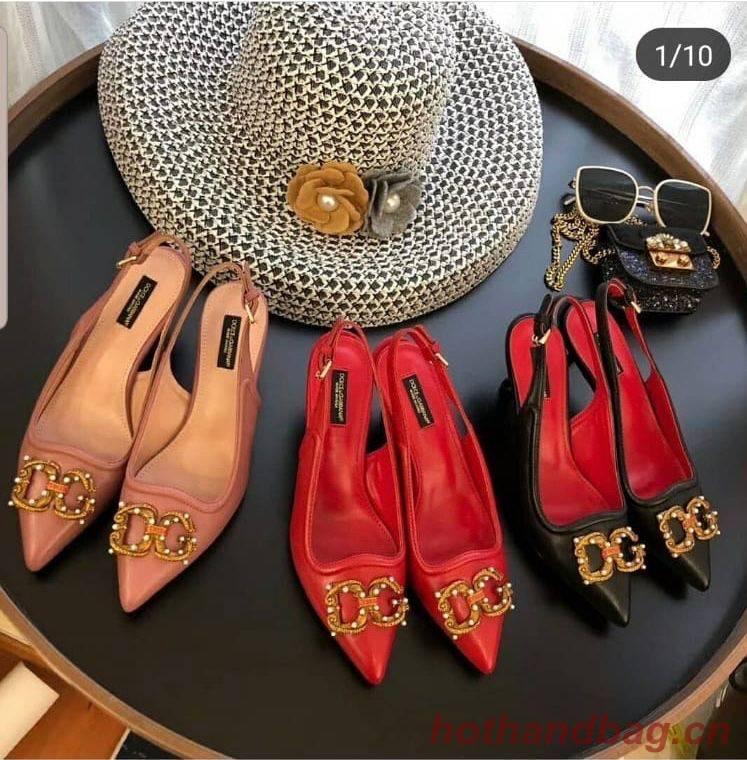 Dolce & Gabbana Shoes DG5674