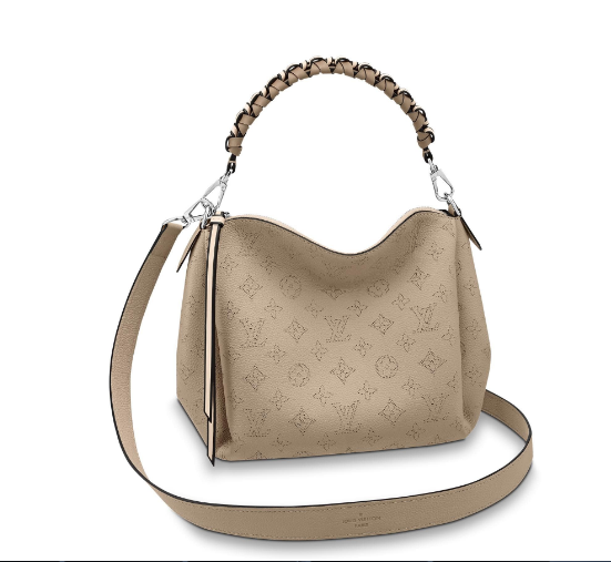 Louis Vuitton BABYLONE CHAIN BB M53913 Galet Gray
