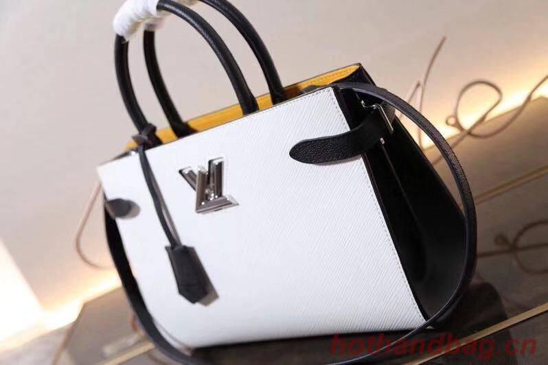 Louis Vuitton Original Leather 54811 White