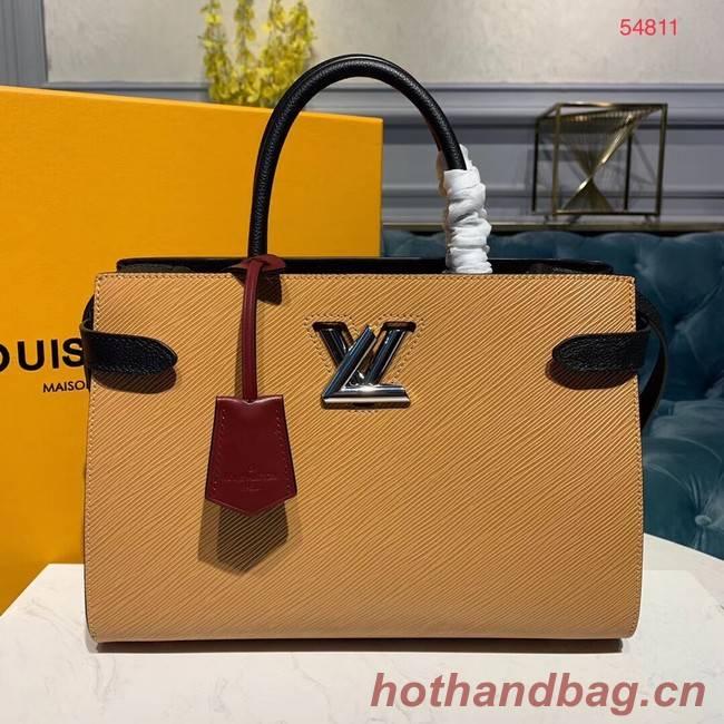 Louis Vuitton Original EPI Leather M54811 Apricot