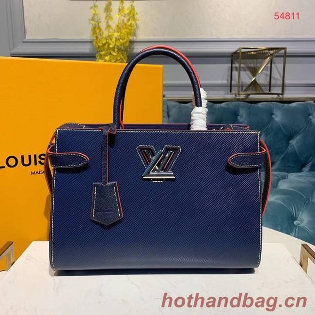 Louis Vuitton Original EPI Leather M54811 Dark Blue