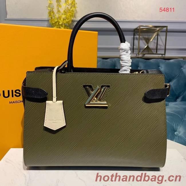 Louis Vuitton Original EPI Leather M54811 Khaki