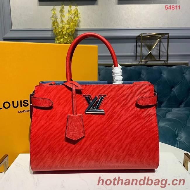 Louis Vuitton Original EPI Leather M54811 Red