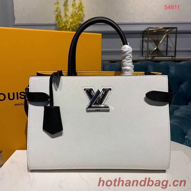Louis Vuitton Original EPI Leather M54811 White