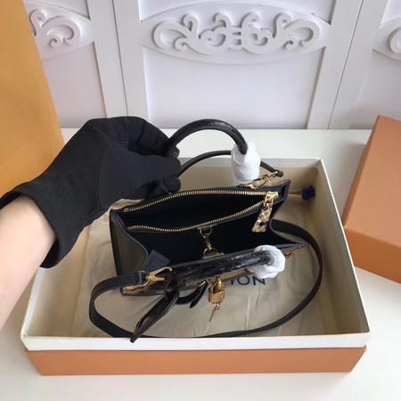 Louis Vuitton Original Leather Mini N95975 Black