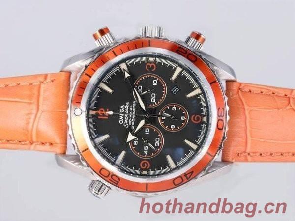 Omega Watch OM20225 Orange