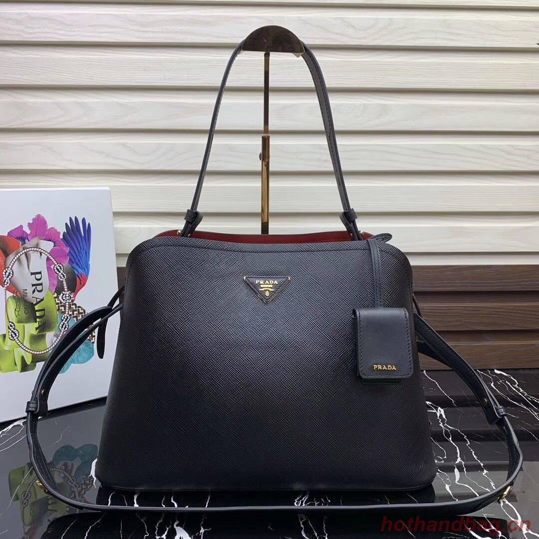 Prada Matinee handbag 1BA249 Black