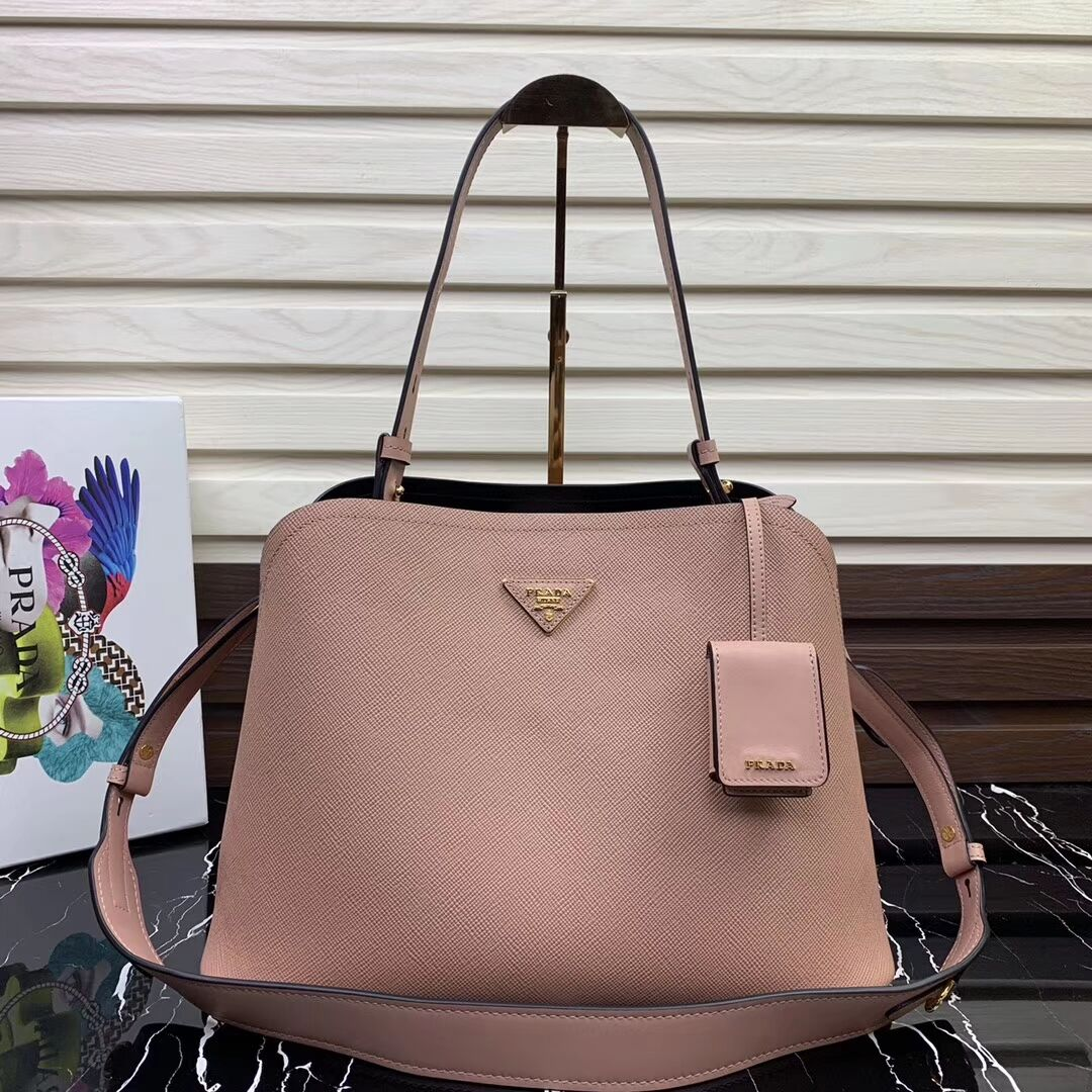 Prada Matinee handbag 1BA249 Pink
