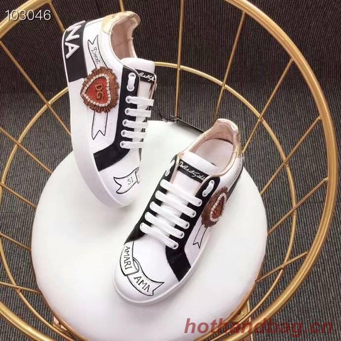 Dolce & Gabbana Double Standard Shoes DG444FDC-1