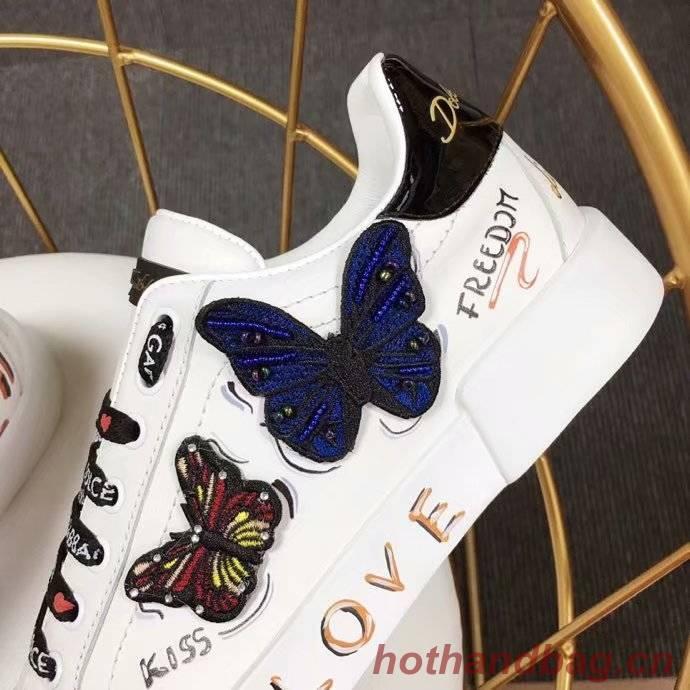 Dolce & Gabbana Flower Shoes DG442FDC-1