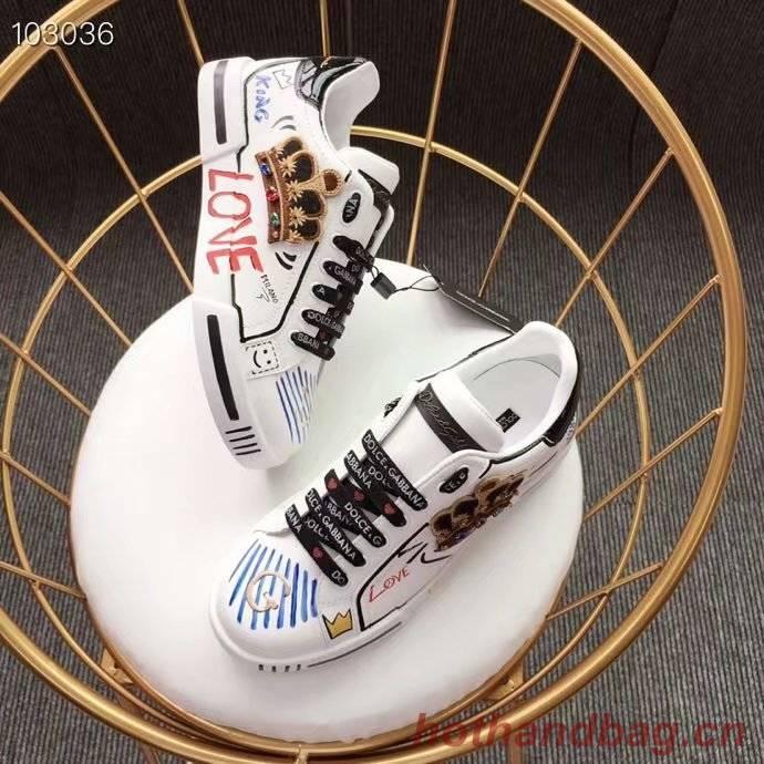 Dolce & Gabbana Flower Shoes DG442FDC-2