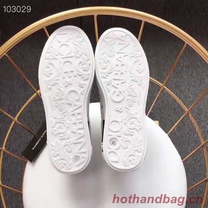 Dolce & Gabbana Flower Shoes DG442FDC-3