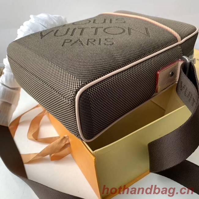 Louis Vuitton Original Shoulder Bag M93223 grey