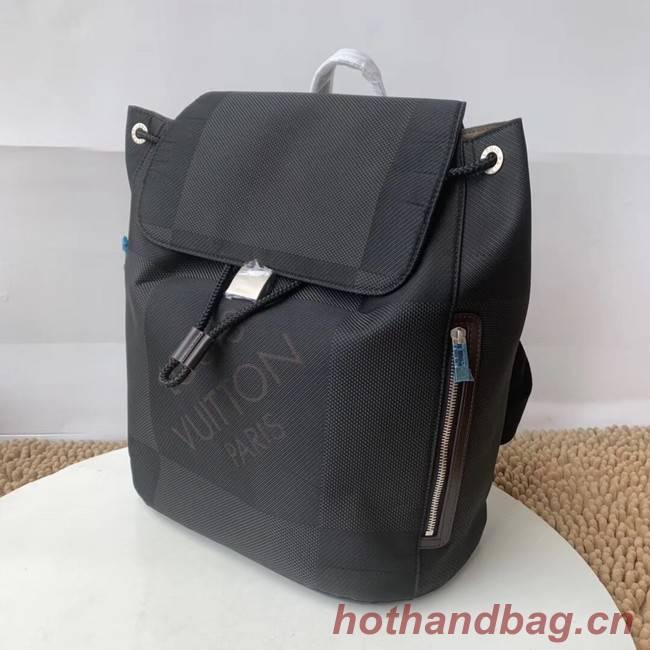 Louis Vuitton backpack M93055 black