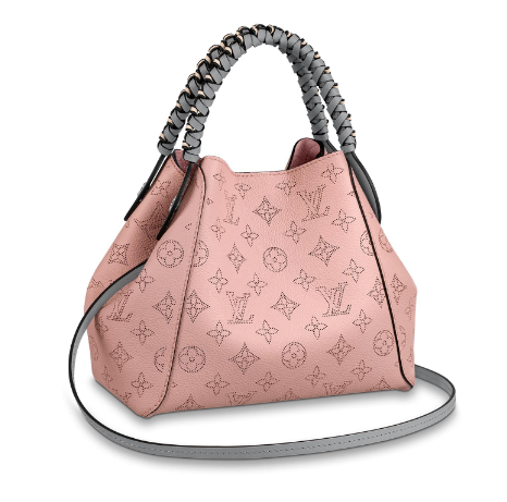 Louis Vuitton original Mahina Leather HINA M53938 Magnolia