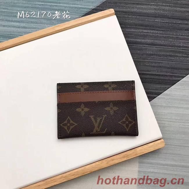 Louis Vuitton card holder N62170