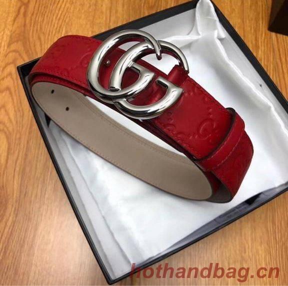 Gucci Belt GB18212 Red