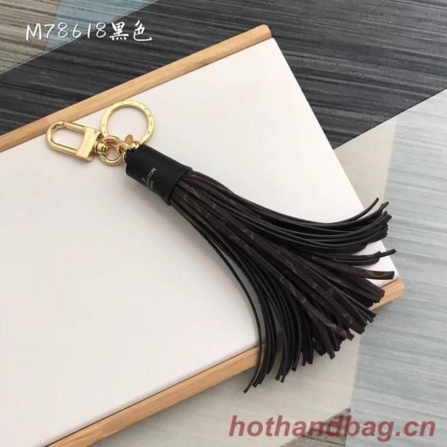 Louis Vuitton Tassels 38289 black