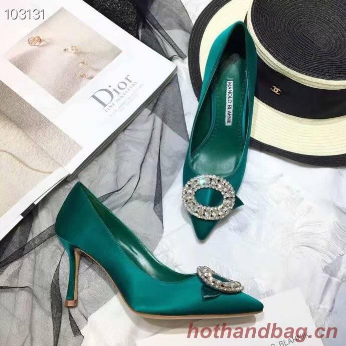 Manolo Blahnik 8CM Heels Shoes MB156QGC-2
