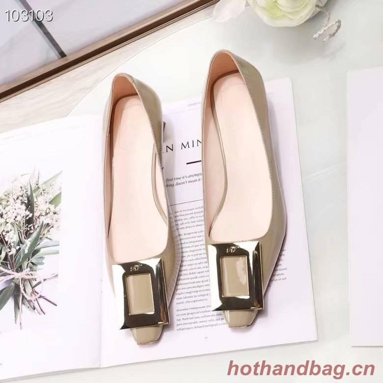 Roger Vivier 4CM Heels Shoes RV441TZC-1