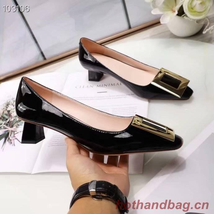Roger Vivier 4CM Heels Shoes RV441TZC-2