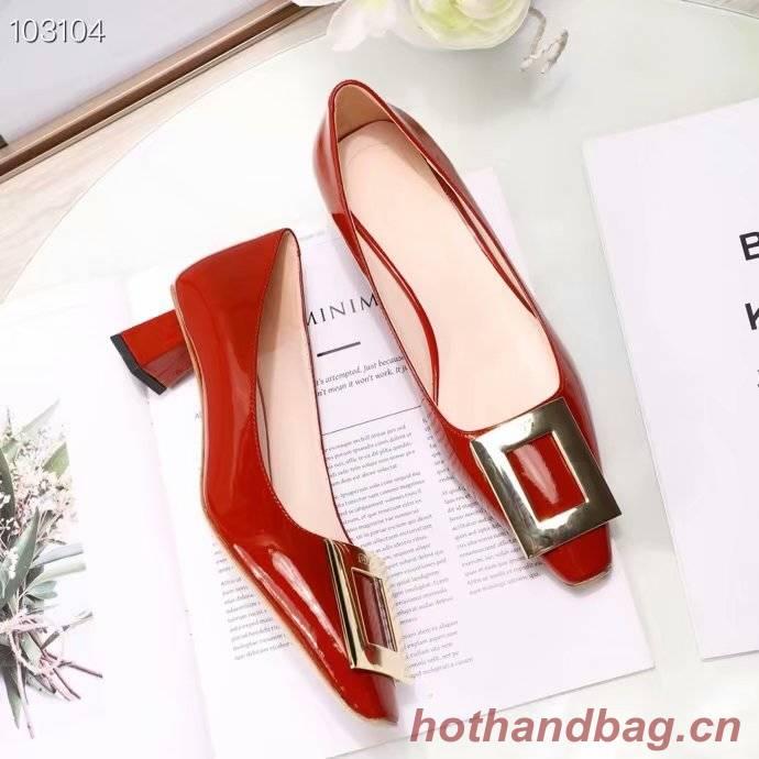 Roger Vivier 4CM Heels Shoes RV441TZC-4