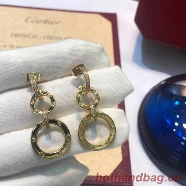 Cartier Earrings CE4142