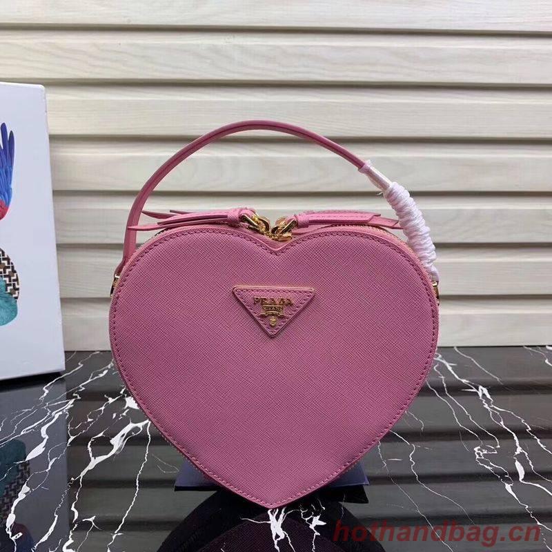 Prada Odette bag 1BH144 Rose