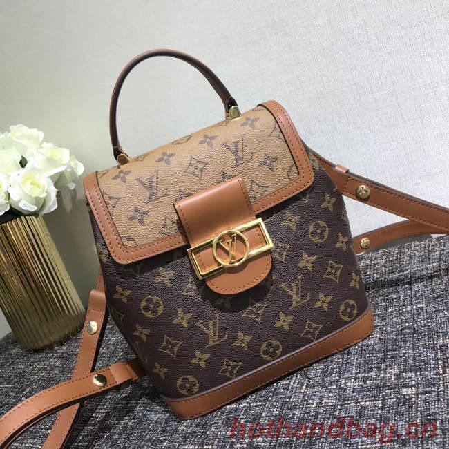 Louis Vuitton Original Backpack M44393
