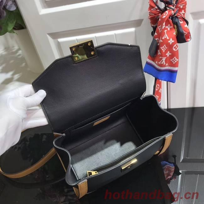 Louis vuitton original ARCH Small bag M55488 Cereal & Black
