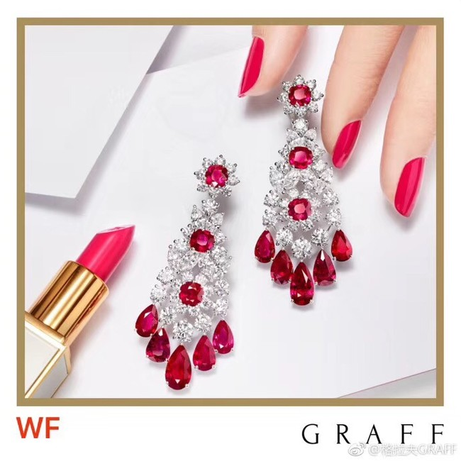 Graff Earrings CE4248