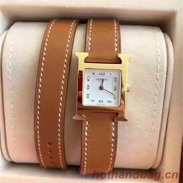 Hermes Watch HM69312 Brown