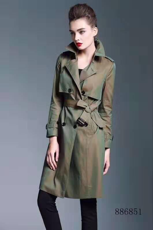 BurBerry Clothes BC885 Dark Green