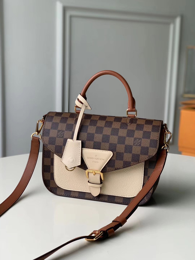 Louis Vuitton BEAUMARCHAIS N40146 white