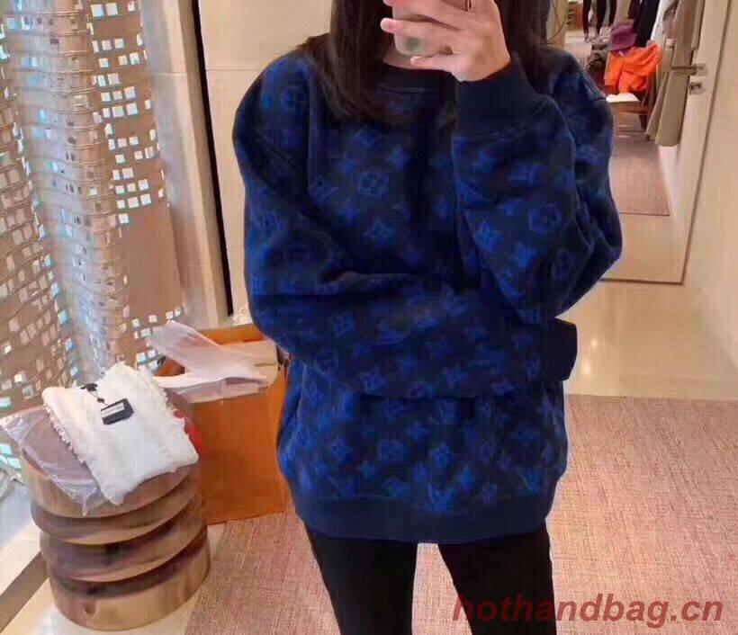 Louis Vuitton Top Quality Fashion Jacket A9017 Blue