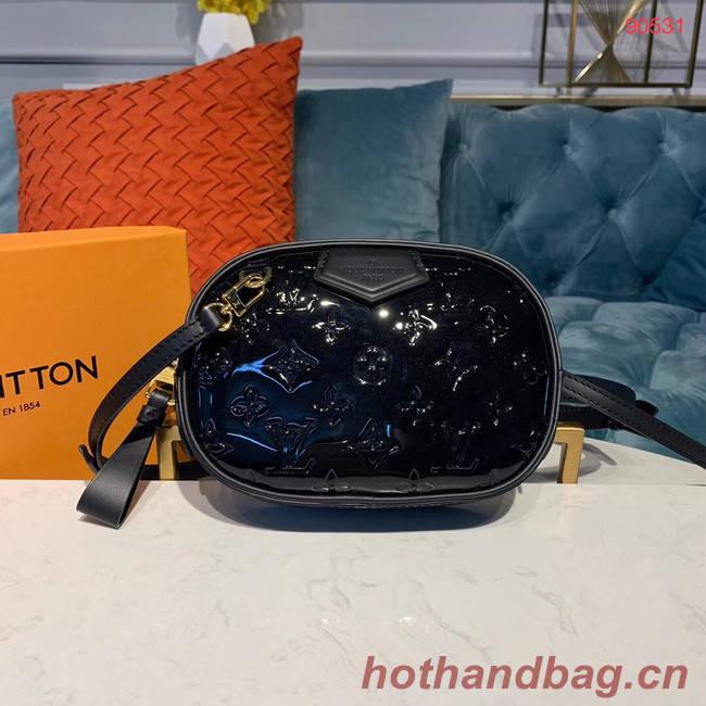 Louis Vuitton Original BELTBAG M90510 black