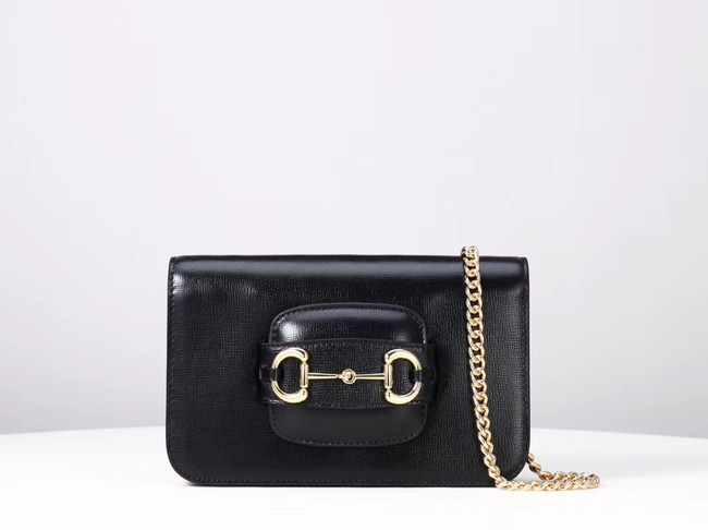 Gucci GG Marmont mini shoulder bag 600663 black