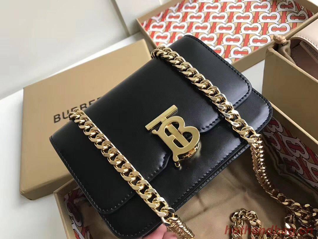 BurBerry Original Leather Thomas Belt Bag BU55698 Black
