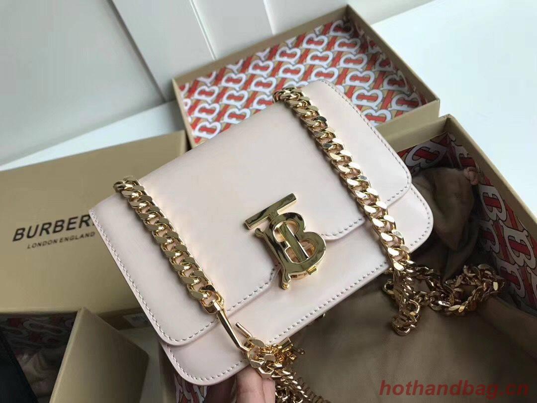 BurBerry Original Leather Thomas Belt Bag BU55698 White