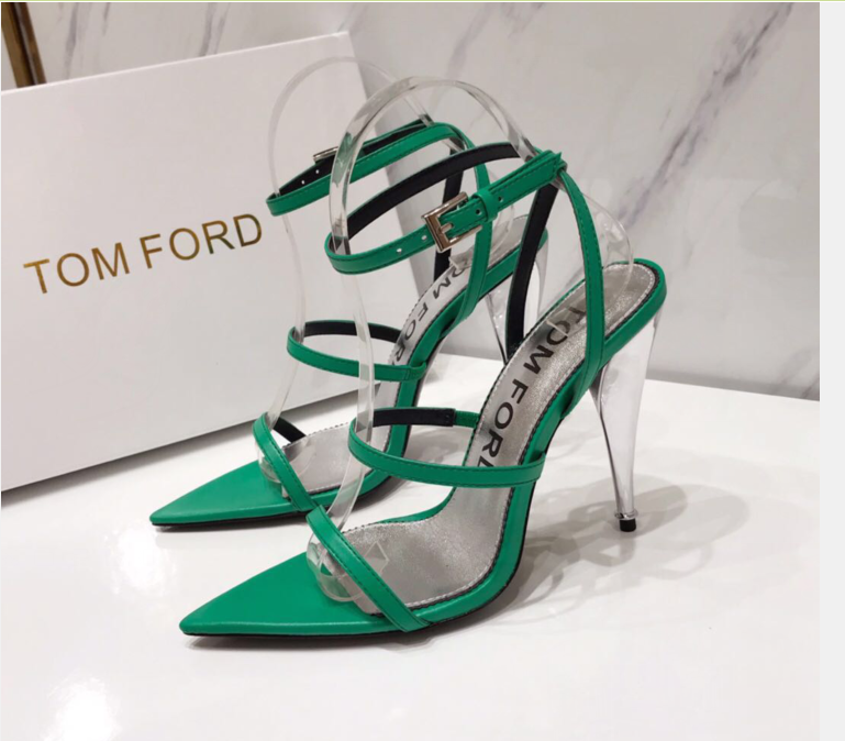 Tom Ford shoes TF2694 Green