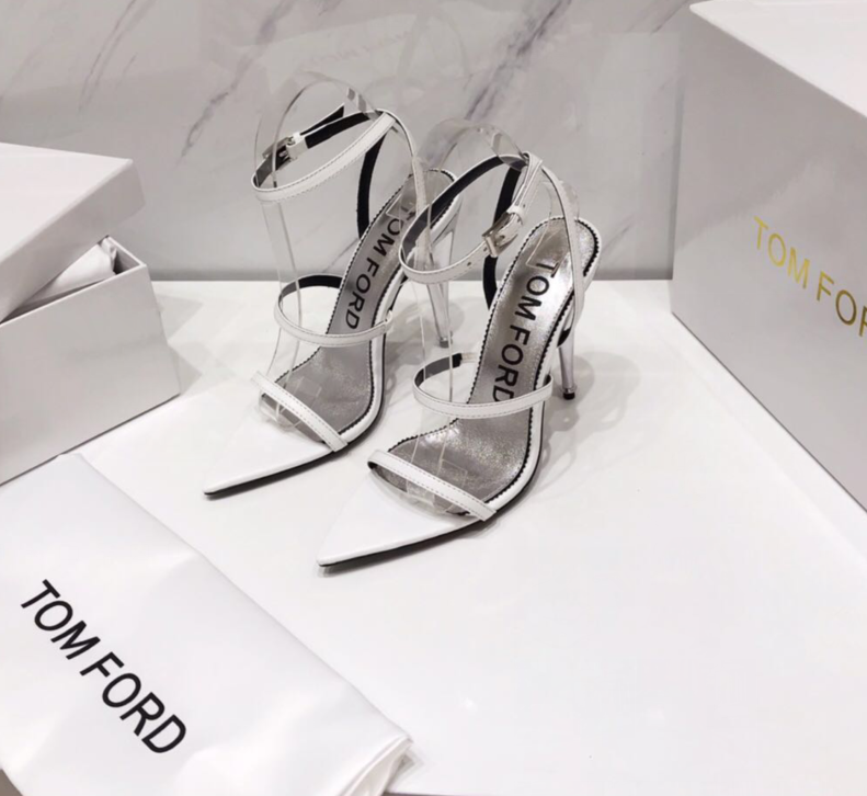 Tom Ford shoes TF2694 White
