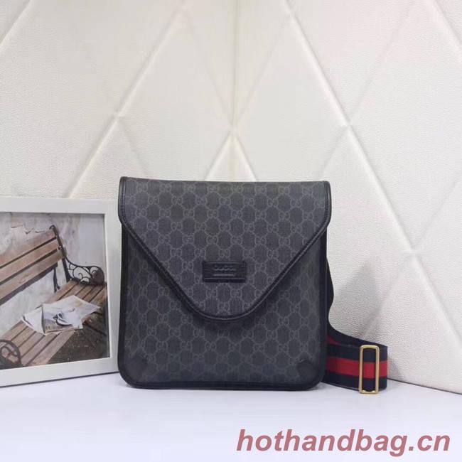 Gucci Neo Vintage GG medium messenger 598604 black
